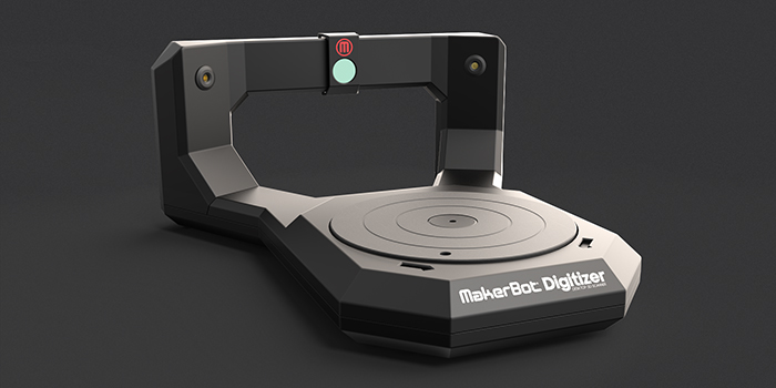 The Makerbot Digitzer
